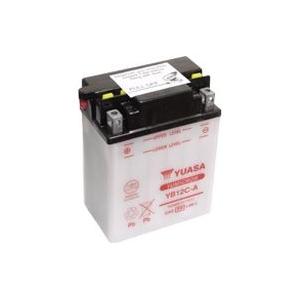 Batterie moto YUASA   YB12C-A / 12v  12ah