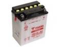 Batterie moto YUASA   YB14L-A2 / 12v 14ah