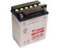 Batterie moto YUASA YB14L-B2 / 12v  14ah