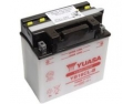 Batterie moto YUASA   YB16CL-B / 12v  19ah