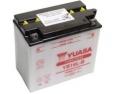 Batterie moto YUASA  YB16L-B / 12v  19ah