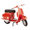 Batterie Scooter
